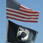 American flag, POW-MIA flag, THE Flag Company